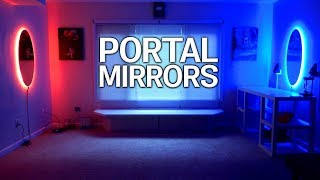 Gambar cover Building Custom DIY Portal Mirrors!
