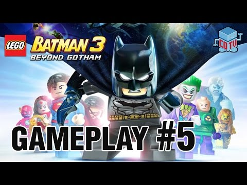 LEGO Batman 3 Gameplay Commentary 05