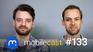mobilecast #133: Google I/O 2017 a mačkací HTC U11