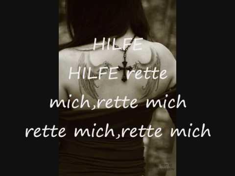 Rette mich (with lyrics)