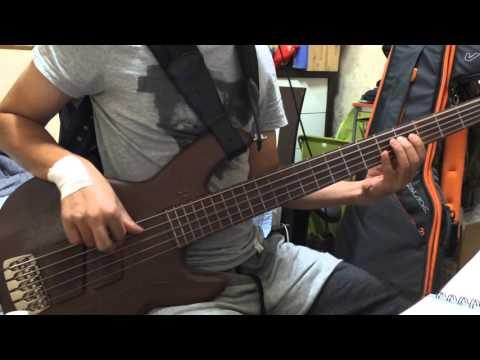 럼블피쉬 - 슬픈 인연 bass cover