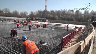 Kalendarium budowy Laboratorium Centralnego CEZAMAT - stan na 2.IV.2014 r.