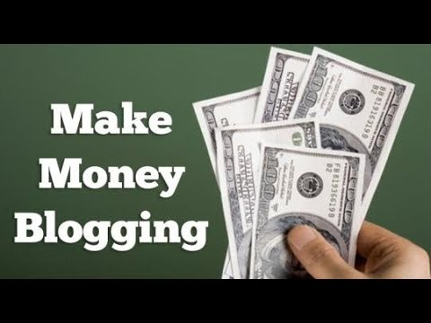 How to create Blogger and How to Make Money With Blogger and