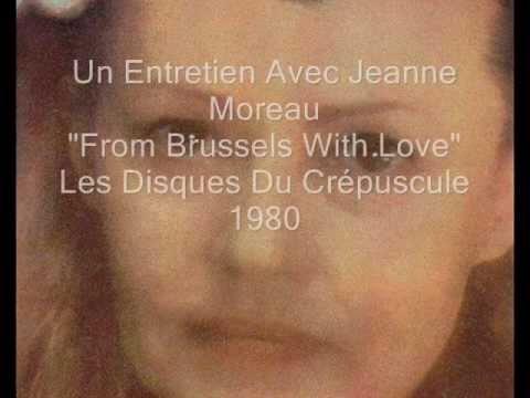 """Jeanne Moreau  """"Un Entretien Avec Jeanne Moreau"""" Erik Satie : Gnossiennes 5 & Poudre d'or (1980)"""