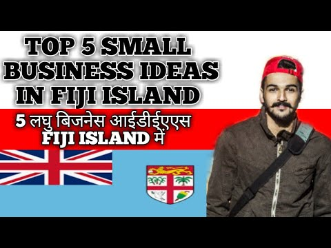 Best 5 Small Business Ideas In Fiji Island || Business Visa Updates 🇫🇯 || Abroad Guide ||Subscribe