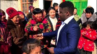 Chinese Women In Love With A Black Guy