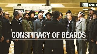 conspiracy of beards  kqed arts