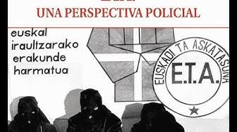 Imagen del video: ETA: una perspectiva policial (Tercera jornada)