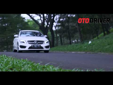 Mercedes-Benz CLA-Class 2014 Review Indonesia