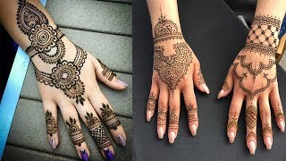 Latest Design Of Mehndi | Mehndi Designs Simple | Mehndi design easy and beautiful
