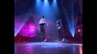 T.I ft. Justin Timberlake - Dead & Gone Mirrored ( Choreography by Talia & BJ )