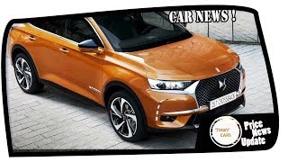 MUST WATCH !!! Citroen DS7 2018 CrossBack  - Review, Interior and Exterior