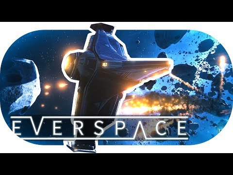 NO LIFE SUPPORT, NO INERTIA, NO SHIELDS?! - Everspace - Space Roguelike |
