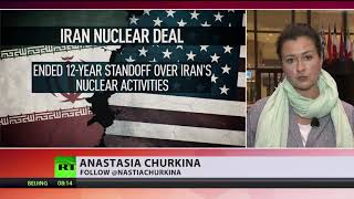 EU and Iran to keep nuclear deal in place