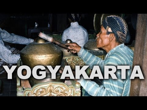 Yogyakarta, Centre of Classical Javanese Fine Art and Culture