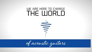 Lâg HyVibe : We are here to change the world... of acoustic guitars