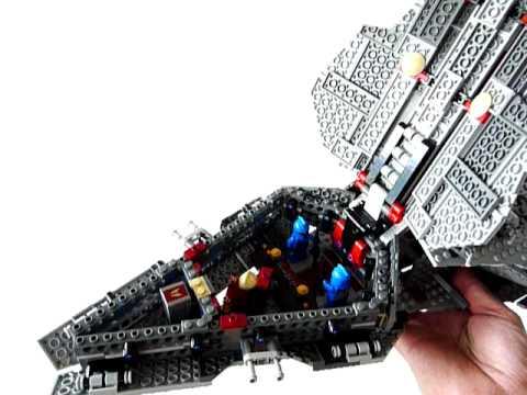 Lego 8039 Venator Playability