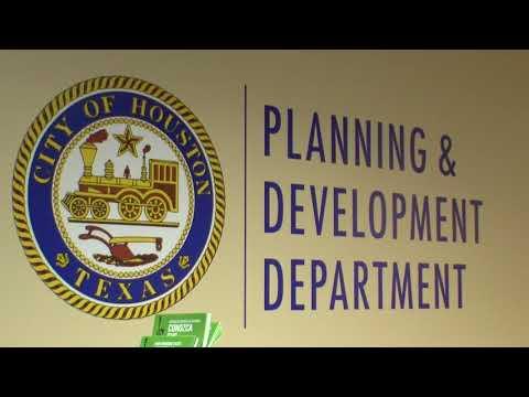 Houston Planning and Development: Minimum Lot Size (Spanish Version)