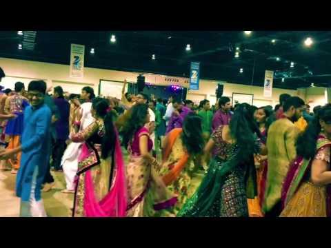 Tara naam ni chundadi odhi by Atul purohit at international centre canada garba event 2016 Jay ambe