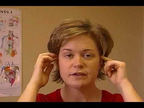 TMJ Massage: Pressure Points for Relief from Massa...