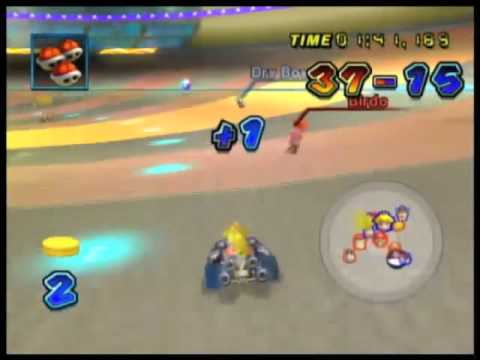 mario kart 7 how to get coins fast
