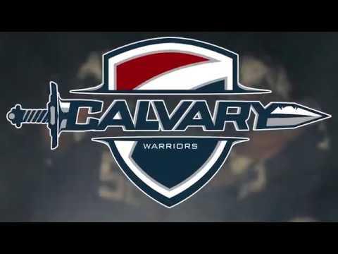 Calvary Christian High School Football All Stars