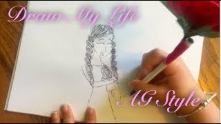 Draw My Life AG Style!