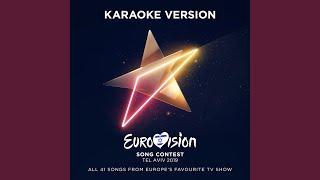 Arcade (Eurovision 2019 - Netherlands / Karaoke Version)