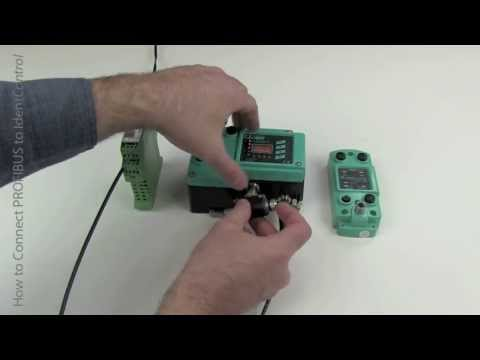 How To Connect PROFIBUS To RFID Controller
