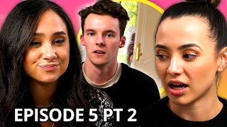 Download He Shocked Us All *Self-Elimination | Twin My Heart w/ The Merrell Twins Season 2 EP 5 Pt 2 Mp3 and Videos