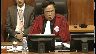 Khmer Rouge Trial Judgement in Case 002/01