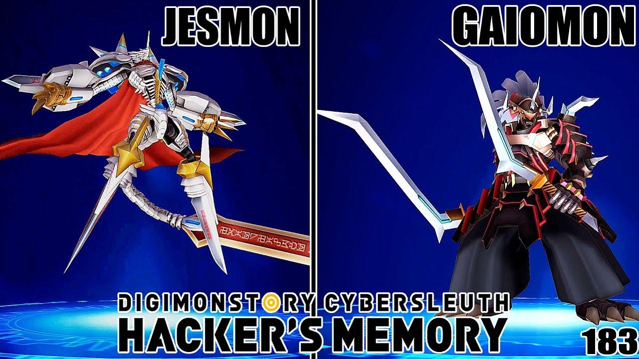 Digimon Story Cyber Sleuth Hackers Memory 183 Jesmon Gaiomon Deutsch Let S Play Digimon Story Youtube Hackmon protecmon = raidramon raidramon dezipmon = revivemon revivemon biomon = hadesmon. digimon story cyber sleuth hackers memory 183 jesmon gaiomon deutsch let s play digimon story