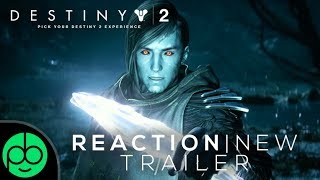 Destiny 2: Forsaken Launch Trailer Reaction