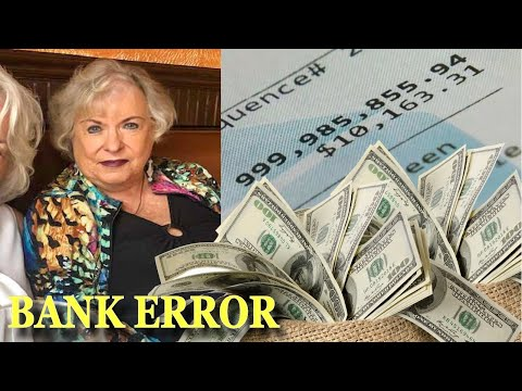 Woman Finds $1BILLION In Her Bank Account And Want To Give It Back