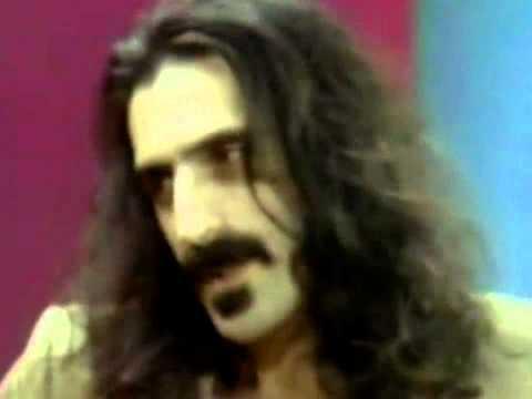 Frank Zappa - Television Interview 1976