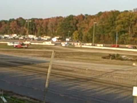 Delaware International Speedway November 1st 2008