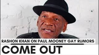 Paul Mooney Has Been Gay For A Longtime - Rashon Khan (Richard Pryor's Bodyguard)