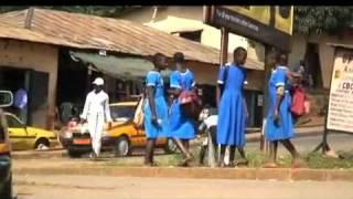"Teenage Girls Undergo ""Breast Ironing"" In Cameroon"