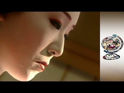Japan's Geisha Erasure