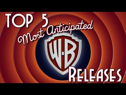 Most Anticipated Warner Bros. Movies of 2016  Collider Video