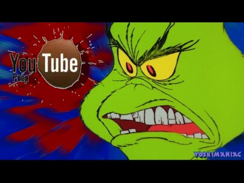 YTP - How The Grinch Stole Absolutely Nothing