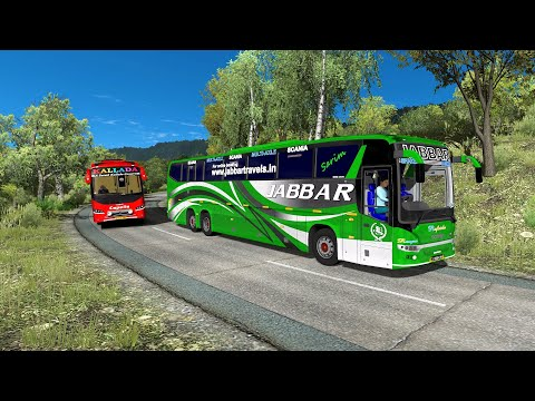 Bus Kallada Hunting Down Jabber | Bus Drivers Fight For Timing | Bus Game For PC