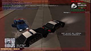 Net4game.com // Jak nie holować pojazdów. *Radiowóz rakieta*