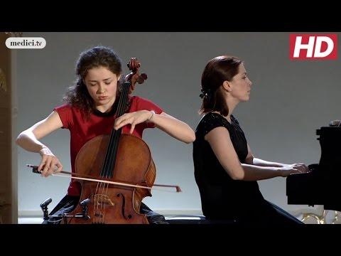 #TCH15 - Cello Round 1: Anastasia Kobekina