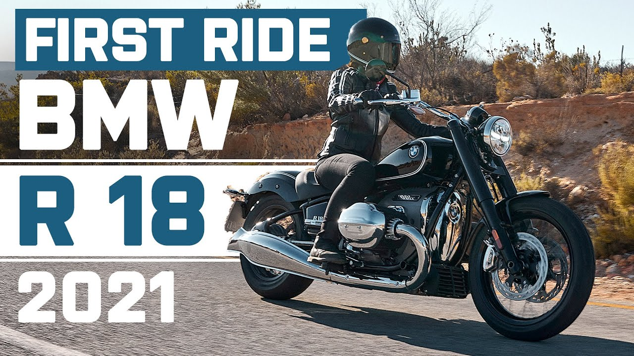 Download BMW R18 First Ride Test 2021 | BMW R18 Engine  Sound | Visordown.com