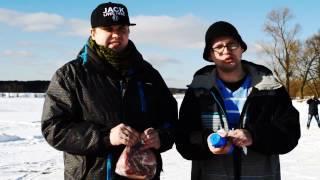 Как приготовить шашлык зимой на озере. (Кашира)