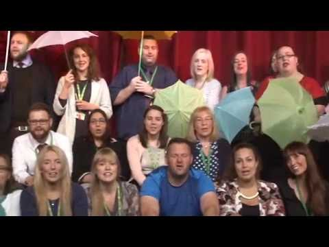 Greenwood Academy Staff - I'll Be There For You - Leavers Song 2016