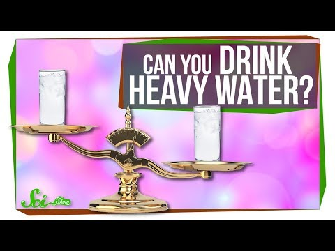 What Happens If You Drink a Glass of Heavy Water?