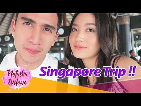 Hampir Batal Ke Singapore Gara-gara Passport Verrell !