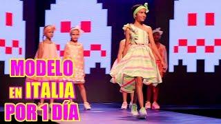 MODELO EN ITALIA POR UN DÍA | TV Ana Emilia